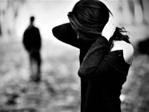 Когда уходишь, молча прочь